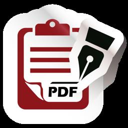 Ícone do app PDF Form Filler