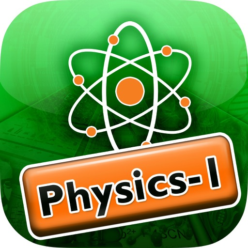 Ideal e-learning Physics (Semester-1) iOS App