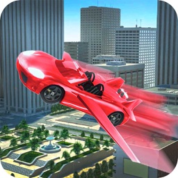 Flying Car Simulator 2017