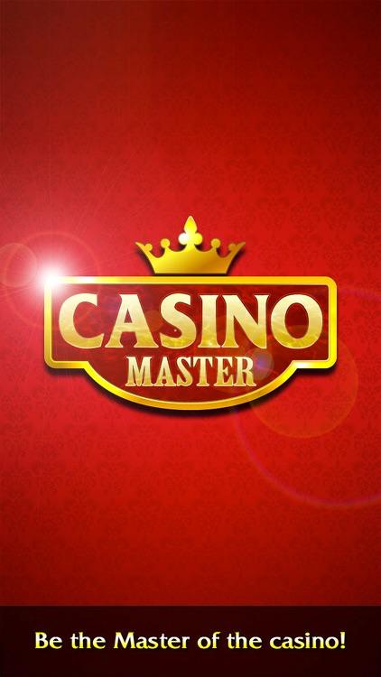 Casino Master - Slots Poker screenshot-4