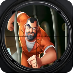 Prison Break! Escape 2017 - Police Shooting Game