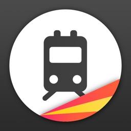 KA Live -- Public transit in Karlsruhe