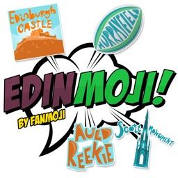 Edinmoji - Edinburgh emoji-stickers