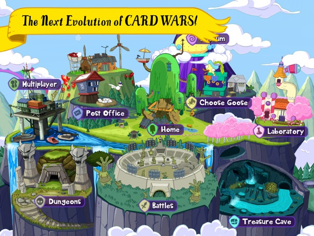 card wars adventure time apk free download ios