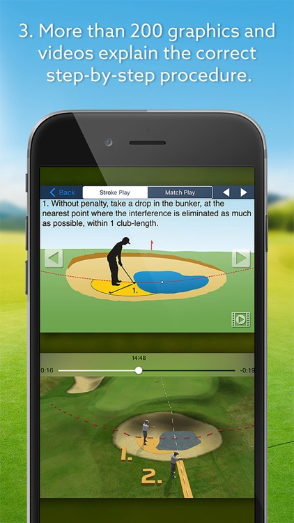 Expert Golf – iGolfrules (Golf Rules Quick Ref.) screenshot-3