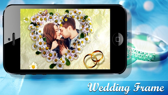 Insta Wedding Frames - Create digital frames on the App Store