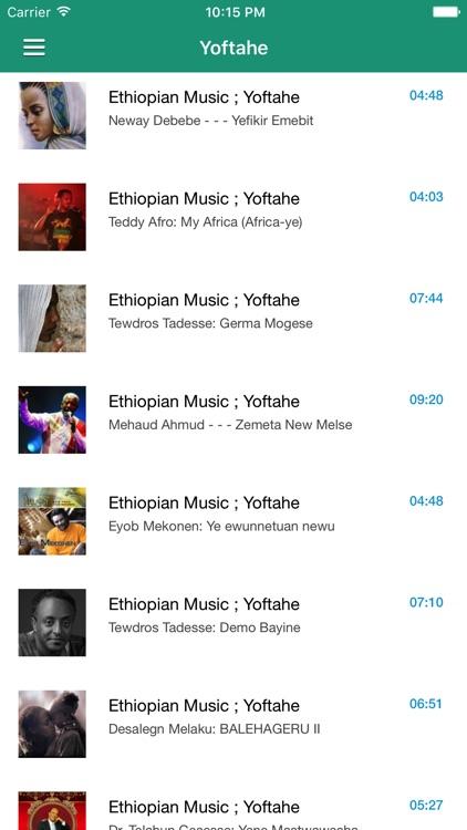 Ethiopia News & Ethiopian Music (Pro Edition) screenshot-4