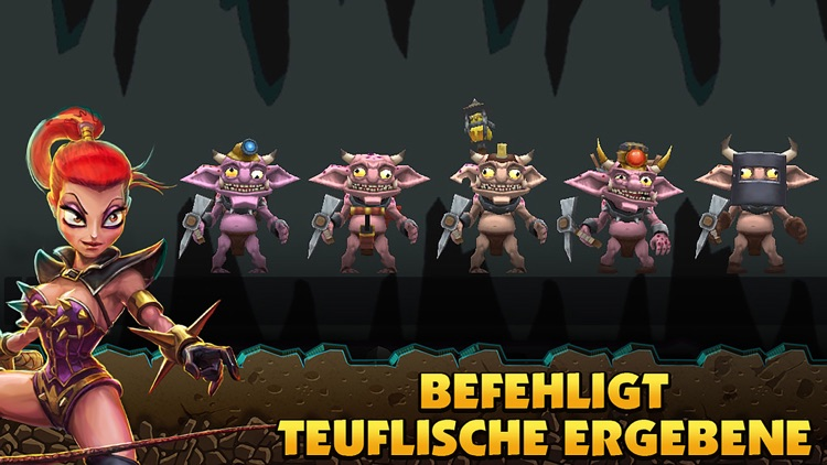 Dungeon Keeper screenshot-4
