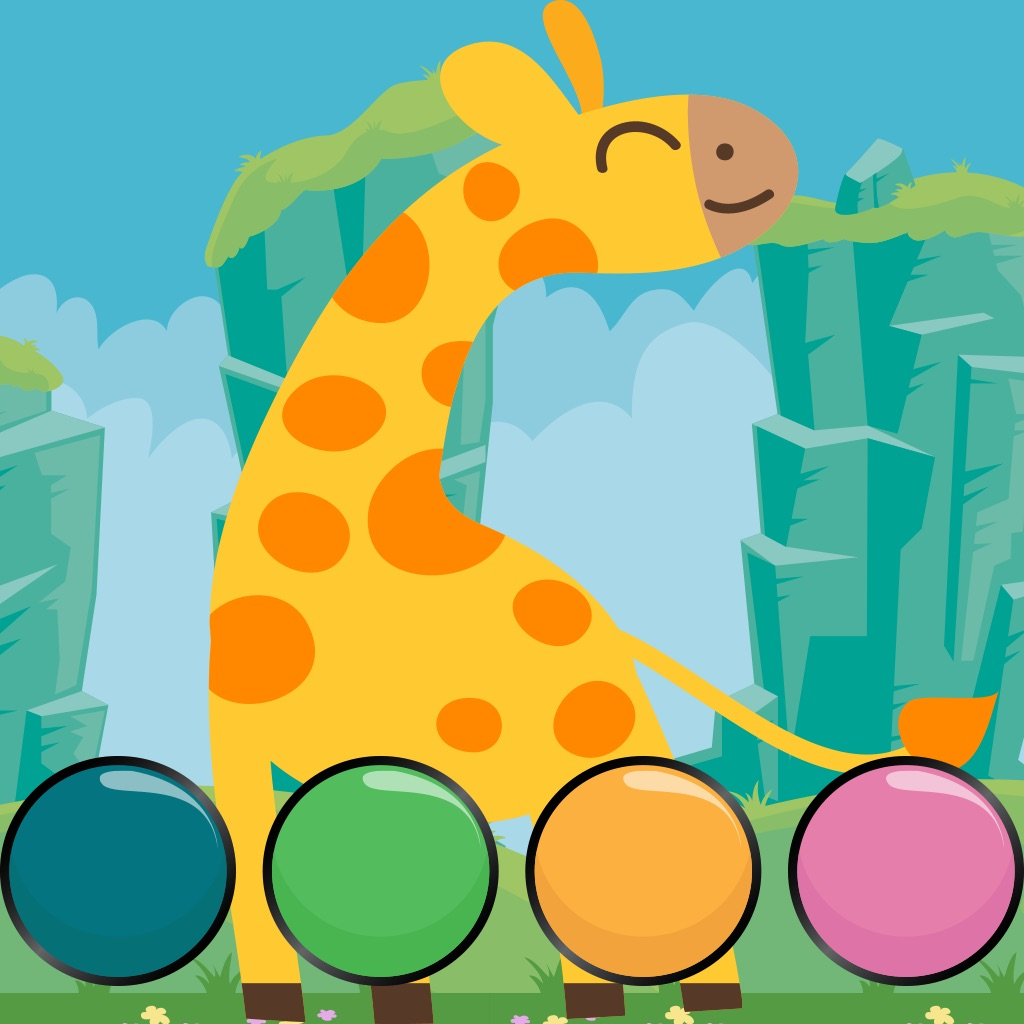 Animals Coloring book for kids 2 hack