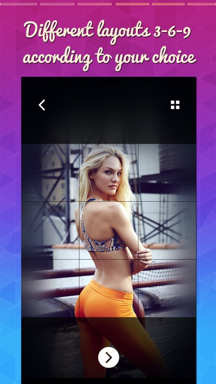 Gridify for Instagram Posts