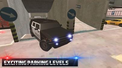 複数階警察の駐車場の運転手シミュレータのおすすめ画像5