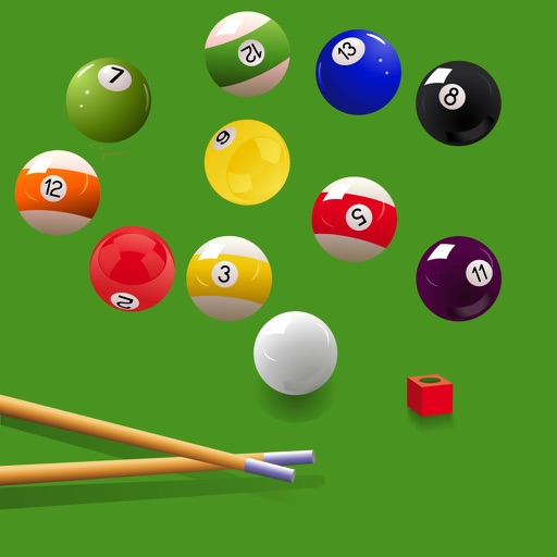 A Ball Pool Race