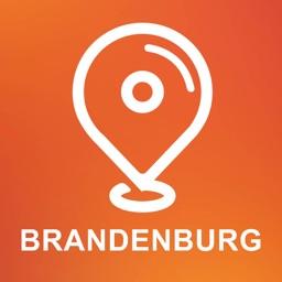 Brandenburg, Germany - Offline Car GPS