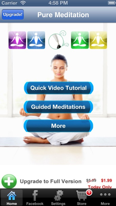free guided meditation apps for android
