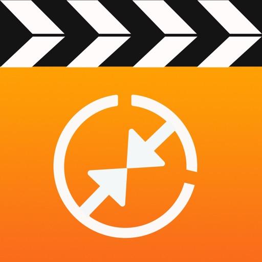 ضغط الفيديو - ضغط و تصغير حجم الفيديو للمشاركة iOS App