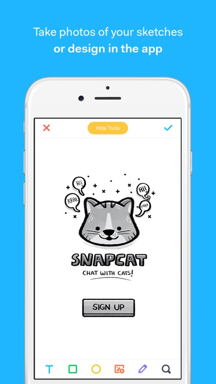 Marvel - Design Apps On Your Phone screenshot-0