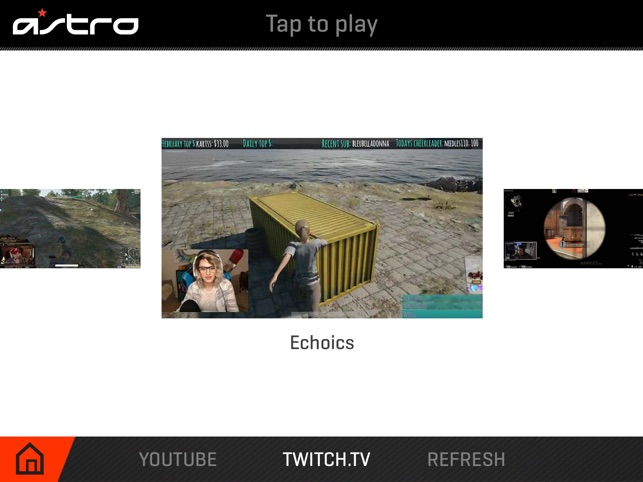 Astro Gaming on the App Store