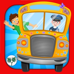 The Wheels On The Bus - Sing Along Nursery Rhyme