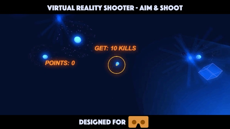 Laser Shooter VR for Google Cardboard screenshot-3