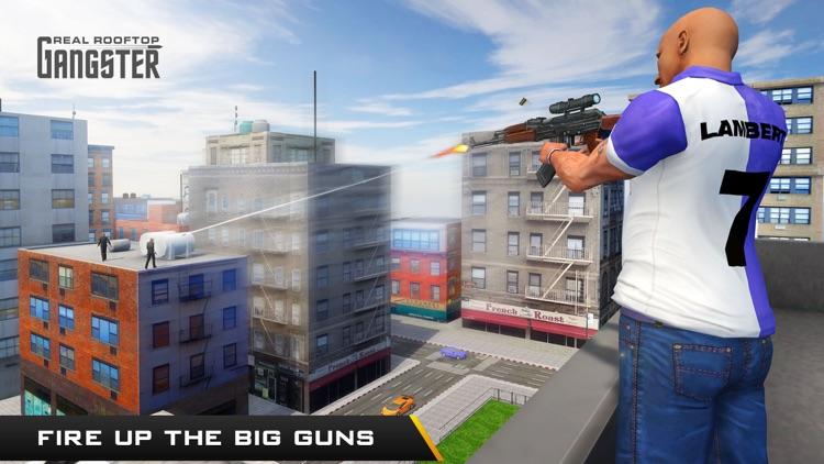 Rooftop Real Gangster – Underworld mafia criminals