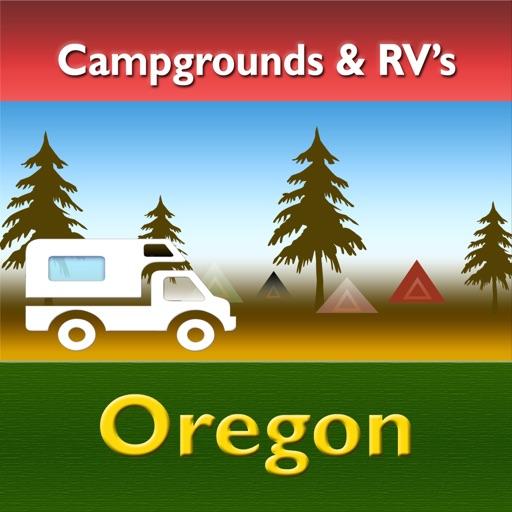 Oregon – Camping & RV spots