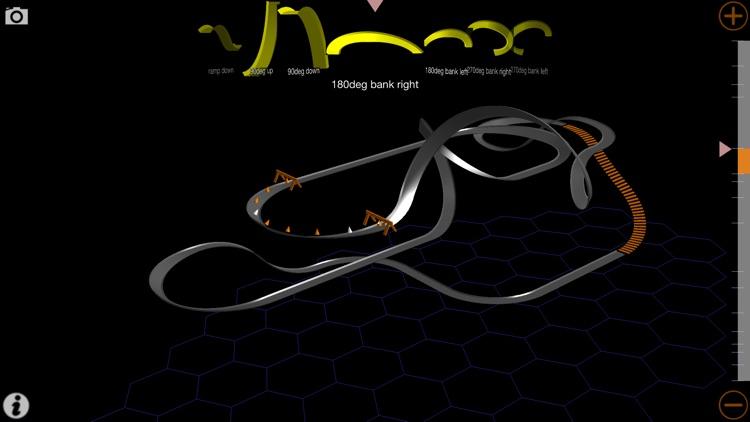 Coaster Pro! Racetrack Edition, VR Stereograph. screenshot-4