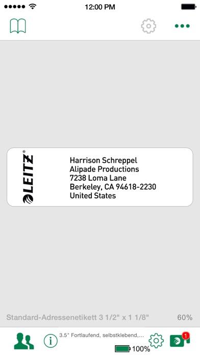 Leitz Icon SoftwareScreenshot von 2