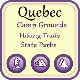 Quebec Campgrounds & Hiking Trails,State Parks