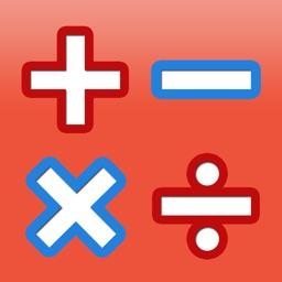 AB Math II - fun games for kids : brain challenge