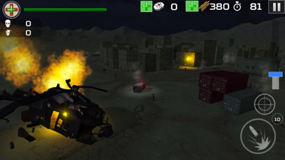 Zombie Hunter Attack On Desert Town Final Defence screenshot two