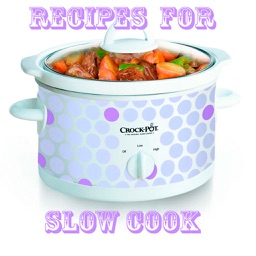 Slow Cooker Recipes..