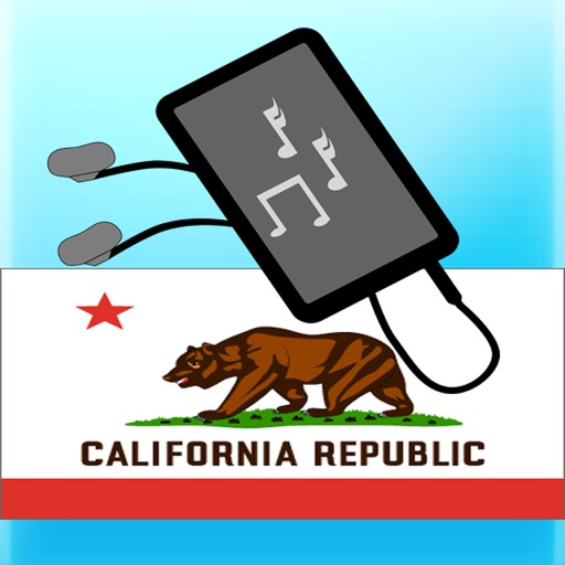 California Radios - Top Stations Music Player AM