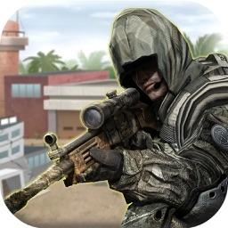 Sniper Strike TD - Shooting War