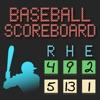 Lazy Guy's Baseball Scoreboard