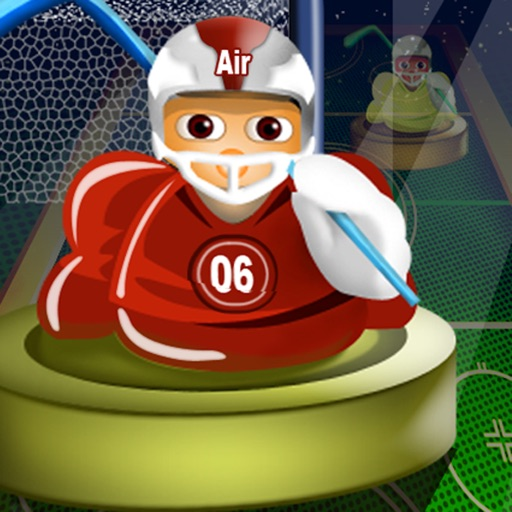 Air Hockey HD Lite (Multiplayer)