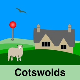 Cotswolds Maps Offline