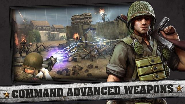 Frontline commando normandy v.2.0.0 на андроид