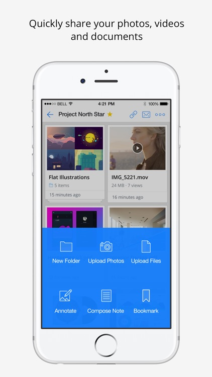 Jumpshare: Secure File Sharing