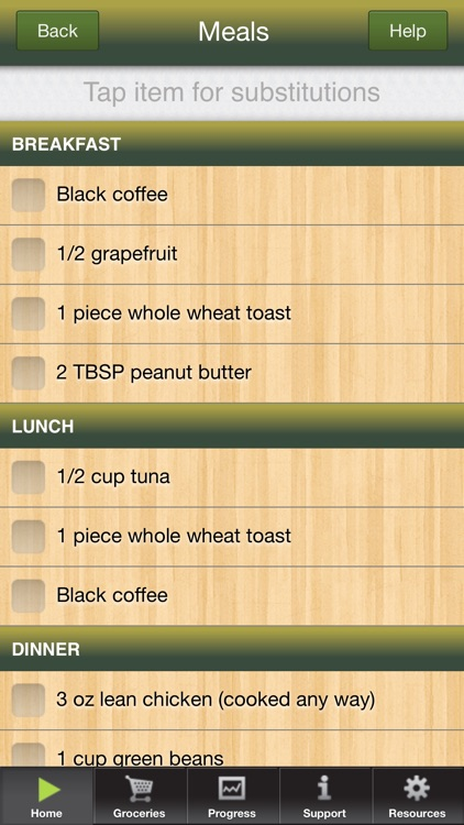 3 Day Military Diet screenshot-1