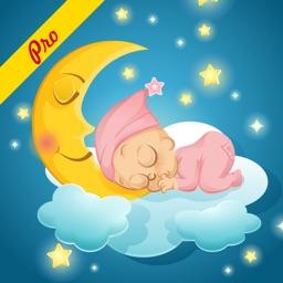 Sleep Baby Lullaby +: babysitter white noise sound
