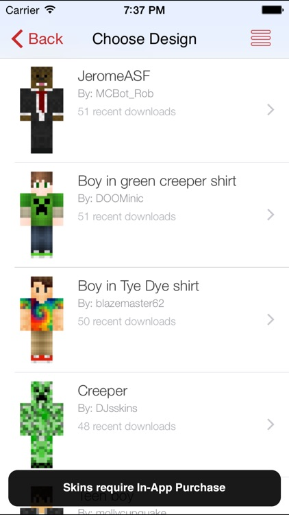 Minecraft: Papercraft Lite screenshot-4