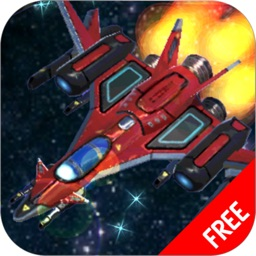 A Battle Aircraft Space Fighter : Explosive Game