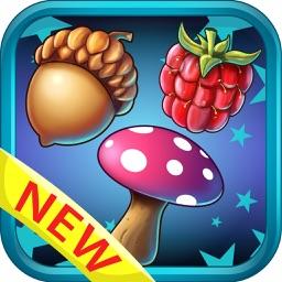 Candy big blast : Jungle garden saga match games