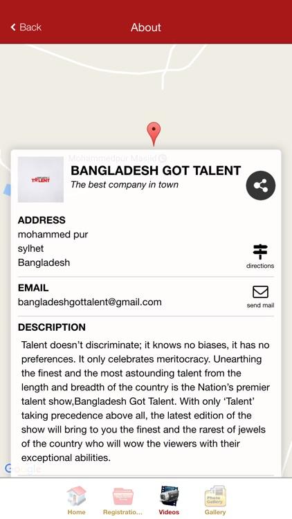 Bangladesh Got Talent screenshot-3