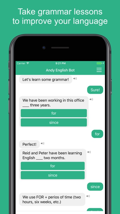 English with Andy - Chat&Learn screenshot-3
