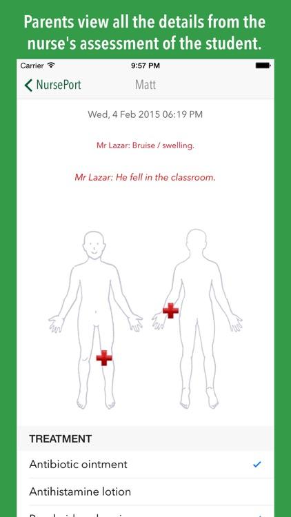 NursePort for Parents