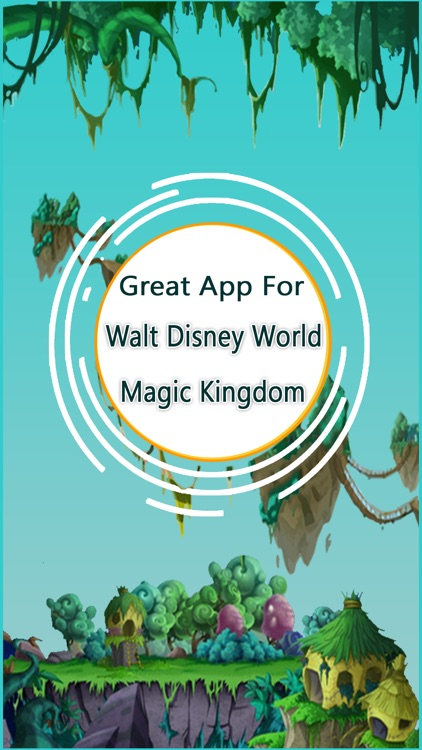 Great App To Walt Disney World Magic Kingdom