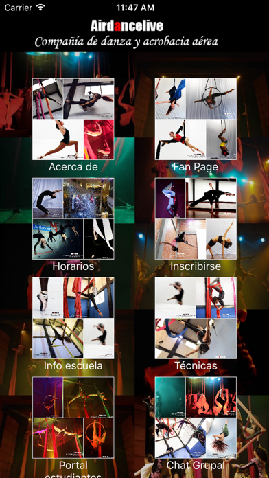 Airdancelive screenshot 2