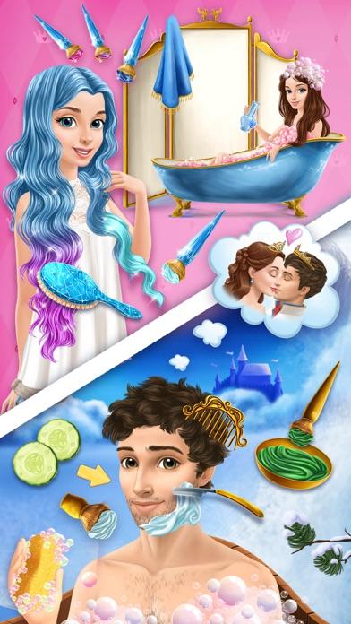 Princess Gloria Ice Salon - Full screenshot 2