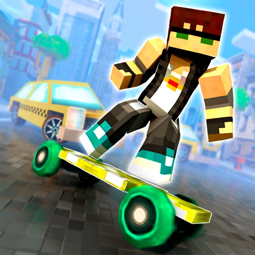 Skate Craft: City Rush